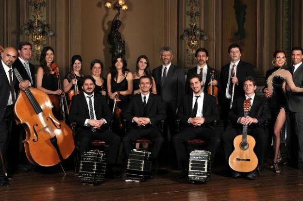 La Orquesta de Música Ciudadana presenta su Homenaje a Gardel.