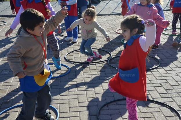 Sala de 3: prioridad educativa para la primera infancia
