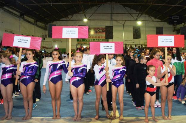 Resultado de imagen para gimnasia artística de central argentino de rio cuarto