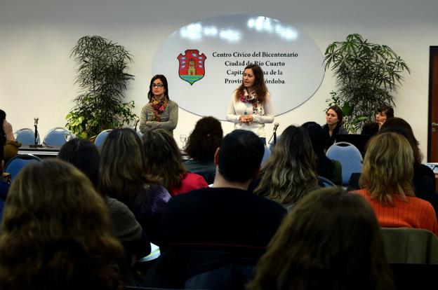 Río Cuarto: capacitan a docentes en prevención de consumo de drogas