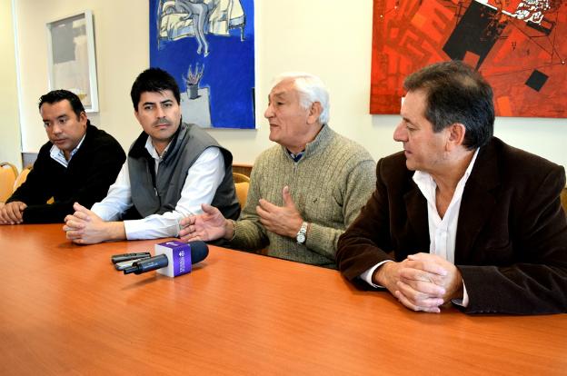 Image result for presidente de la comuna de las albahacas