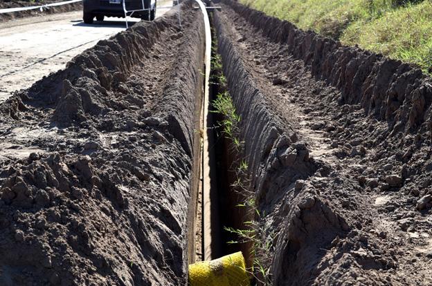 Avanza la construcción del Gasoducto Manisero en el sur de la Provincia7