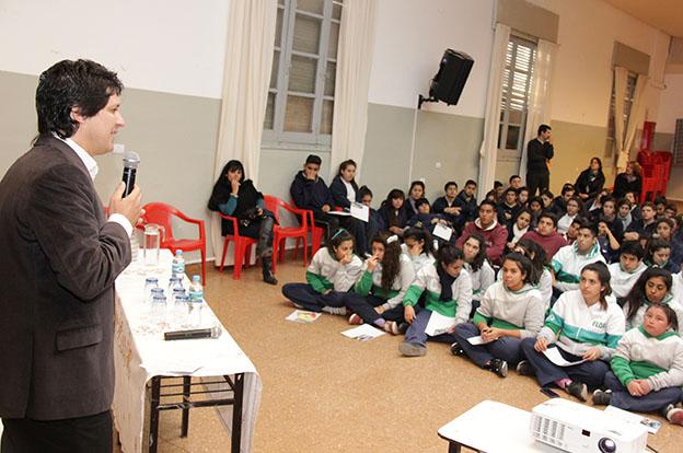 Colegio Don Orione Cordoba Alumnos Del Colegio Don Orione