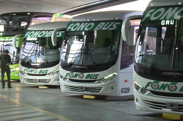 nueva flota de transporte interurbano