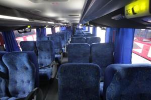 Transporte presenta a la empresa Ersa como adjudicataria de corredores de interurbanos 15