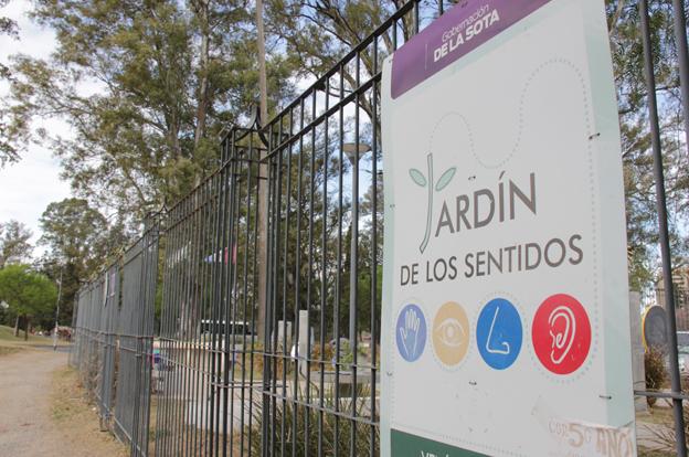 M s de 50 mil personas ya visitaron el jard n de los sentidos - El jardin de los sentidos ...