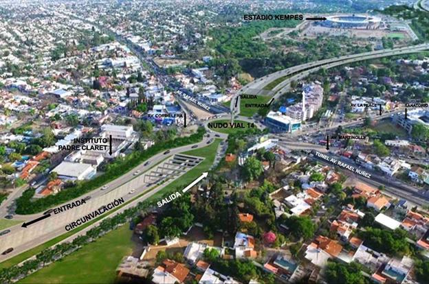 Nudo Vial 14 conectará Mujer Urbana con Spilimbergo y Tropezón 000f006308b