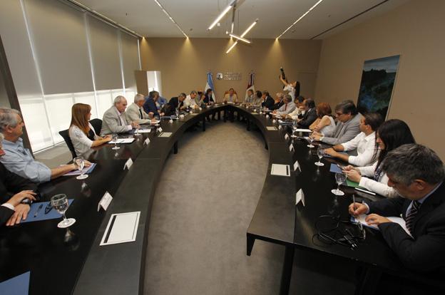 reunión gabinete