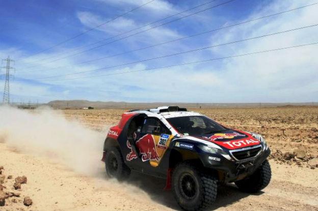 Este miércoles se presenta el Rally Dakar 2018