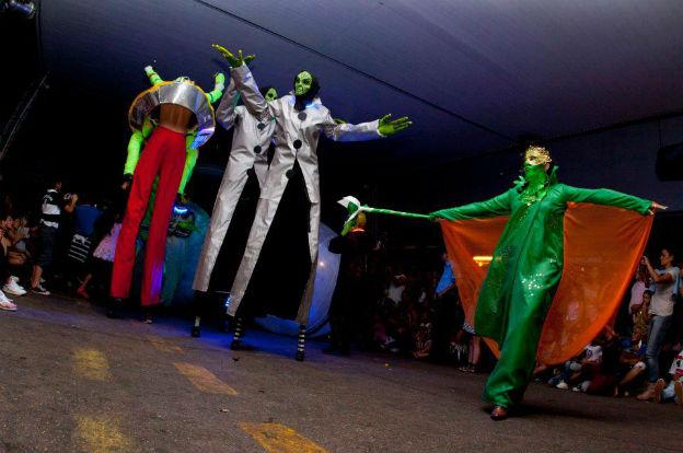 Capilla del Monte brilla con el Festival Alienígena 2016