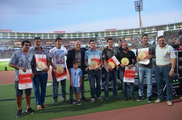 Massei y Dertycia participaron de la Supercopa Argentina