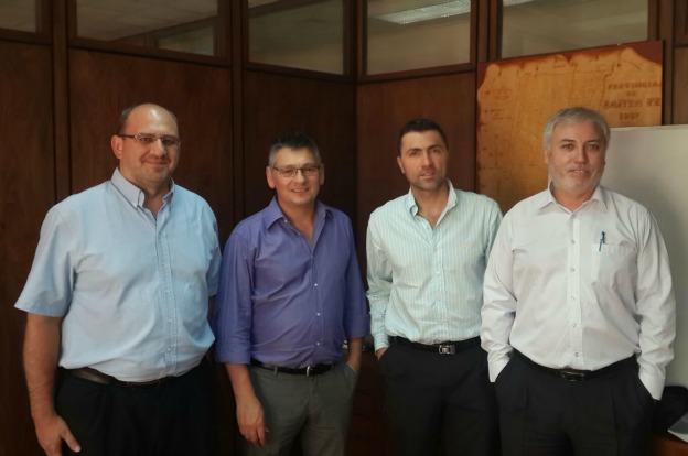 Córdoba y Santa Fe, con objetivos comunes en comercio exterior