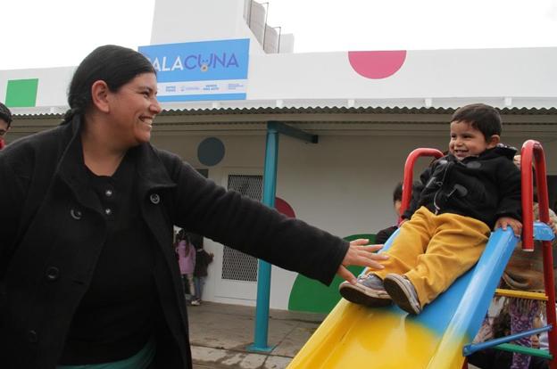 Dos nuevos barrios de Córdoba cuentan desde hoy con Salas Cuna