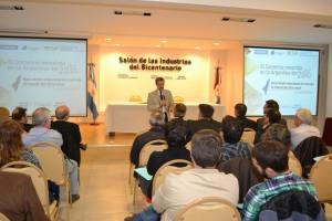 El Ministro Roberto Avalle dio apertura al ciclo de capacitaciones para comerciantes
