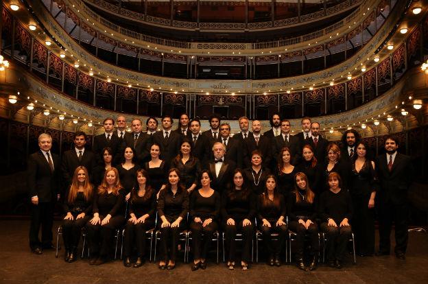 Los elencos del Teatro San Martín salen del gira por los barrios