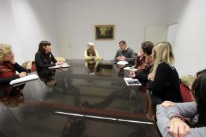 Provinciali y O´Donell encabezaron la reunión de trabajo.