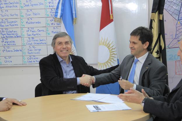 Acuerdo entre el Ministerio de Gobierno y Fiscalía General