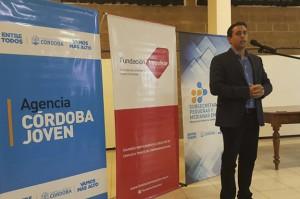 La delegación Cruz del Eje  de La Agencia Córdoba Joven6