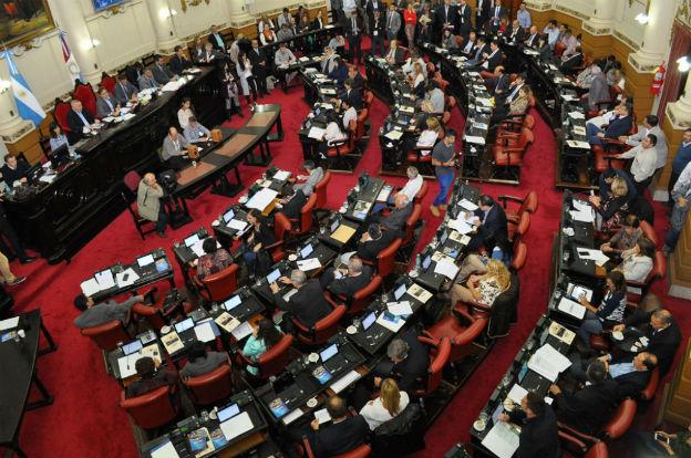 "La Legislatura aprobó el ""Acuerdo Federal"""
