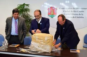 8 -Río Cuarto Abrieron los sobres para la licitación de la Estación Depuradora copia