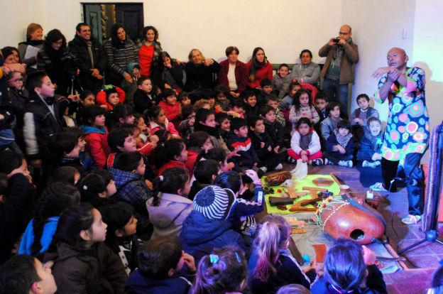El patrimonio inmaterial del Museo Sobremonte a disposición de los más pequeños