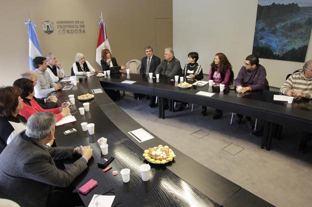 Sesionó el Consejo Provincial de Políticas Educativas