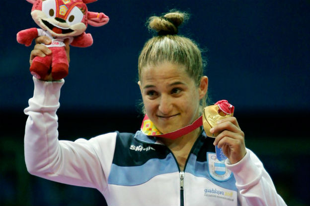 Paula Pareto se suma al judo cordobés