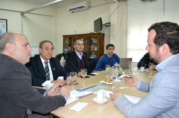 Córdoba y Nación coordinan una agenda productiva conjunta