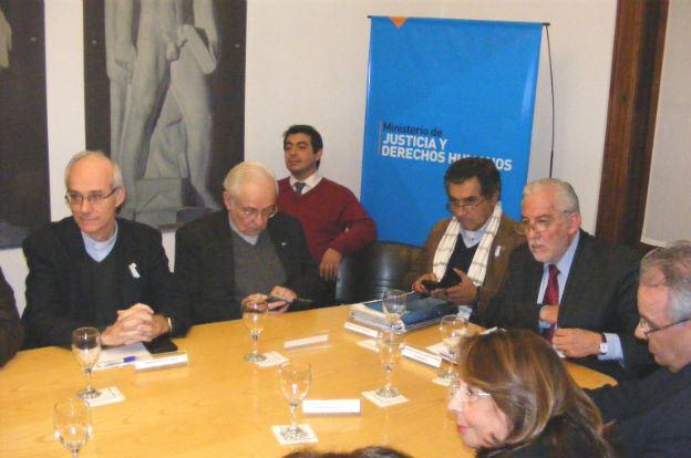 Angulo presidió reunión del Consejo Consultivo de Violencia Familiar