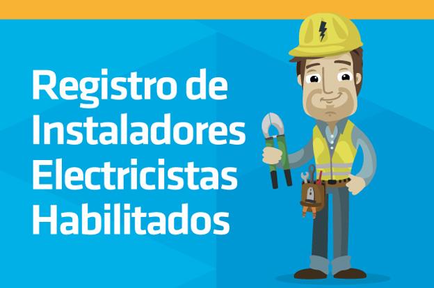 Electricistas habilitados: comienzan los exámenes