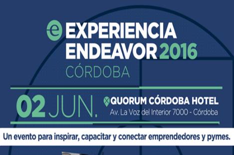 Experiencia Endeavor en Córdoba