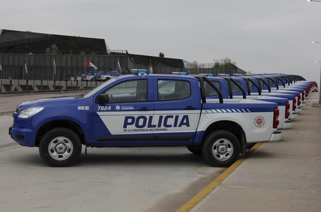 Nissan Santa Maria >> Más móviles y equipamiento para la Policía de Córdoba