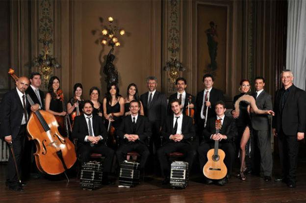 Concierto patrio con grandes obras del tango