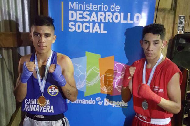 Boxeo: comenzó el campeonato en Bialet Masse