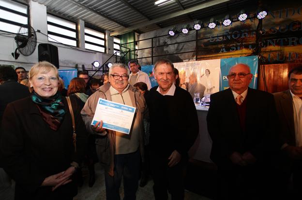 La Provincia fortalece a sus centros de jubilados
