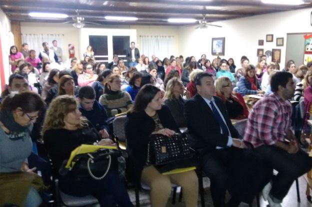 Berrotarán: Jornada sobre Sistema de Promoción y Protección de Derechos