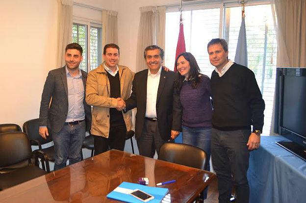 Ciencia y Córdoba Joven firmaron un acuerdo de mutua colaboración