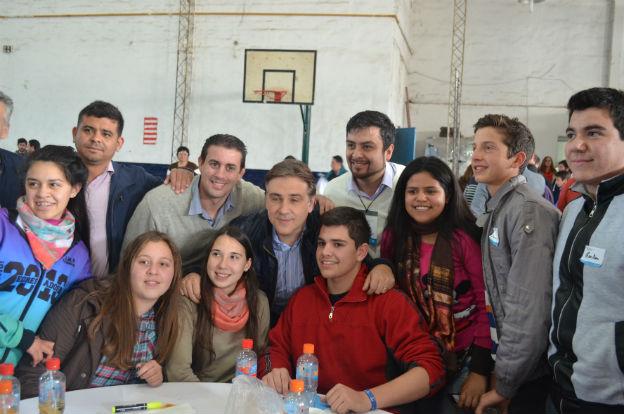 Villa del Totoral: 700 jóvenes en el Foro de Participación Juvenil