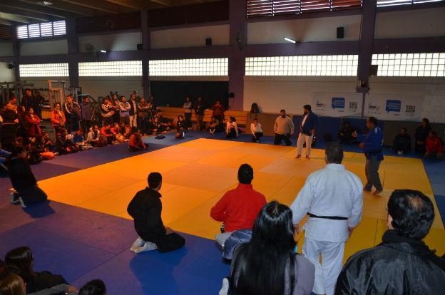 Arranca el Campus de Entrenamiento de Judo Paralímpico
