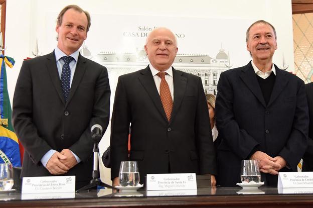 Los gobernadores de la Región Centro se reunirán en Córdoba