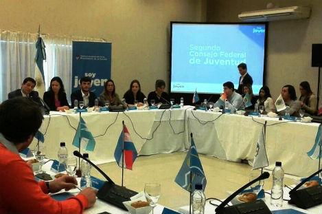 Córdoba Joven presente en Consejo Federal de la Juventud