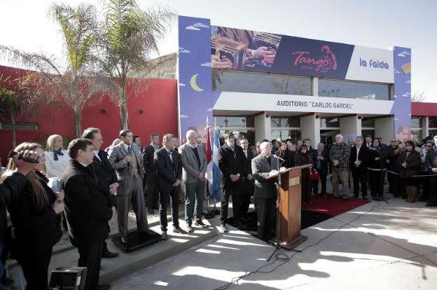 La Falda vibra con el Festival Nacional del Tango