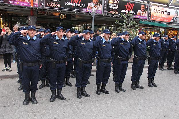 Nuevos policías reforzarán la seguridad en Punilla