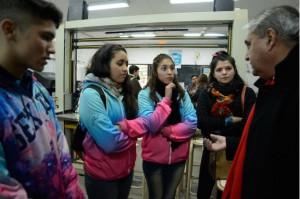 Estudiantes del Ipem 150 podrán realizar pasantías en su propia huerta.