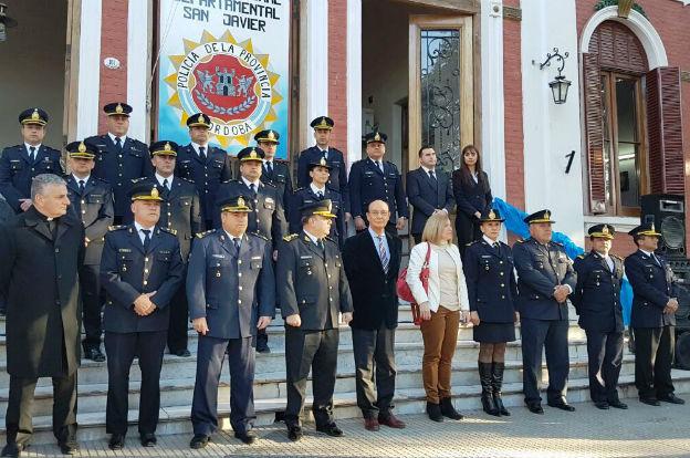 Se incorporan más policías en el interior provincial