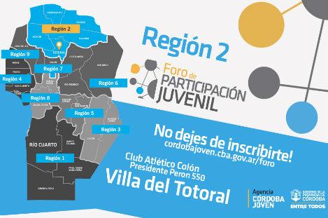 Segundo Foro de Participación Juvenil en Villa del Totoral