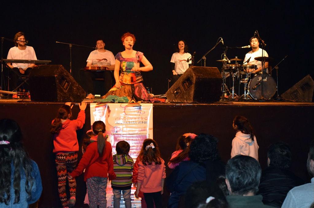 Río Cuarto: más de 15 mil chicos disfrutaron del FIVI