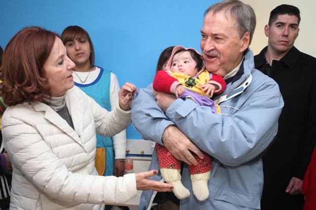 """""""Las Salas Cuna le abrieron puertas a muchas madres"""""""