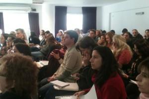Encuentro de Referentes zonales con equipos profesionales de Educación