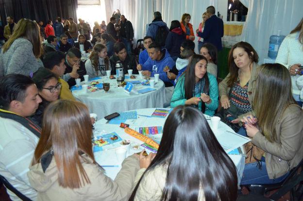 Foro de Participación Juvenil en Mina Clavero: Debatir y proponer son las claves